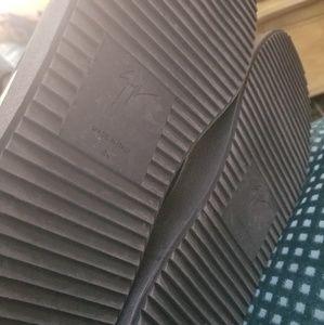 Giuseppe Zanotti Shoes - Giuseppe Zanotti High Top Black Patent Leather